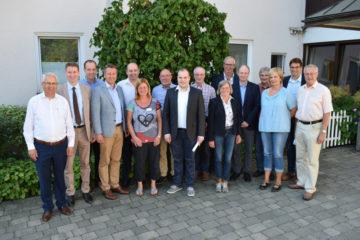 CDU Kreisvorstand besucht Mutter-Kind-Klinik St.Altfrid