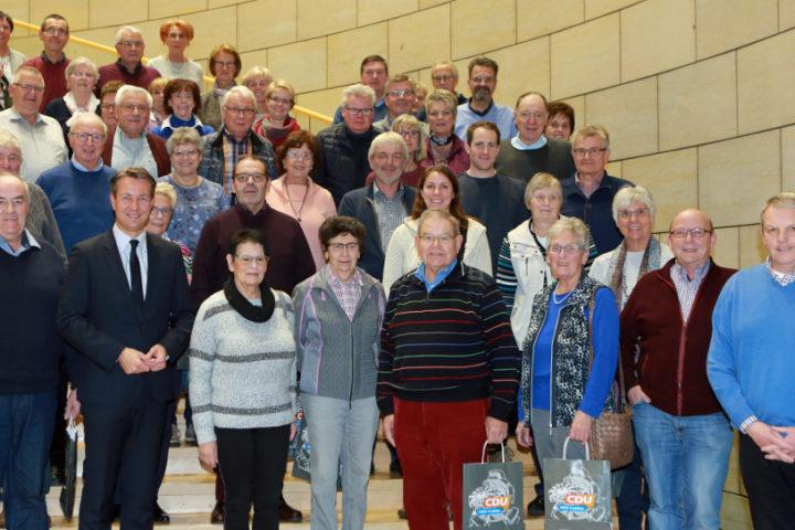CDU Brilon im Landtag